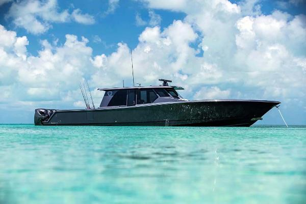 Gulfstream Yachts Tournament Edition Starboard Profile