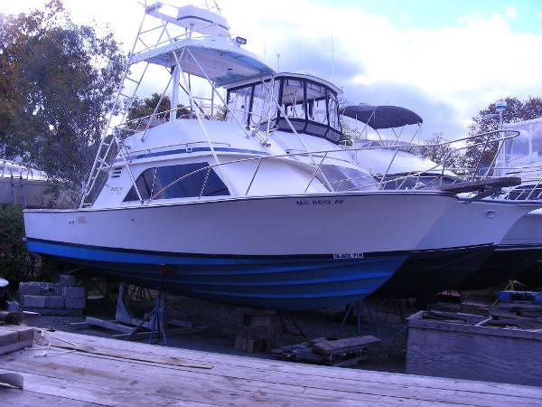 Blackfin 32 Flybridge