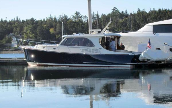 Hinckley Talaria 48 Motoryacht Lady K