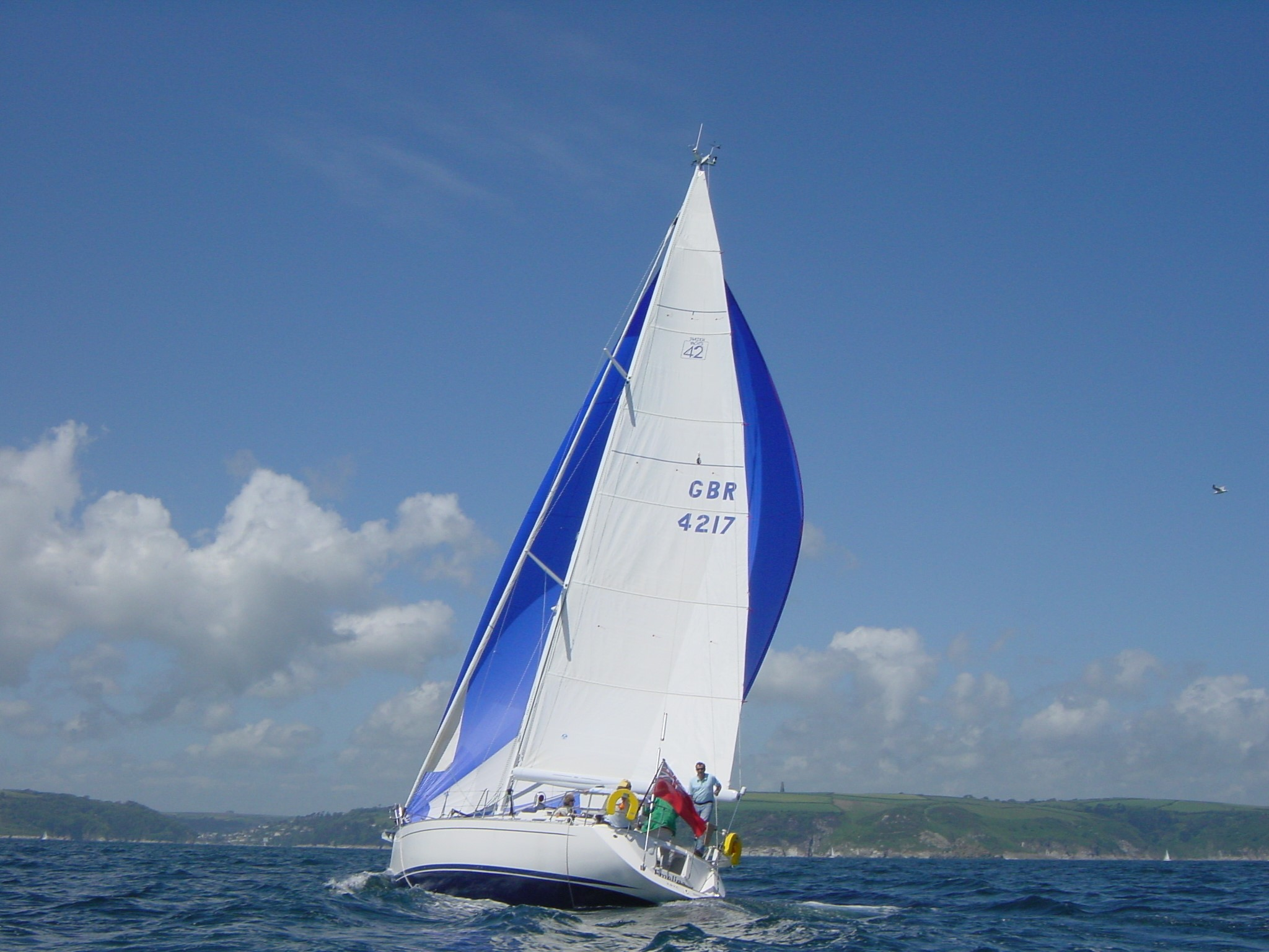 Sweden Yachts 42 'Emelina' Sweden Yachts 42