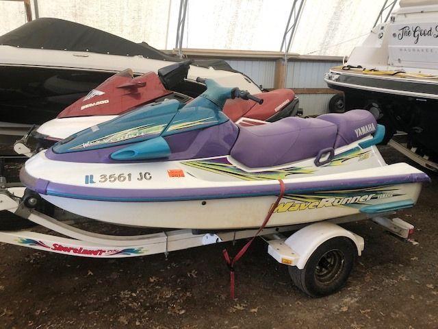 Yamaha Boats WAVERUNNER GT