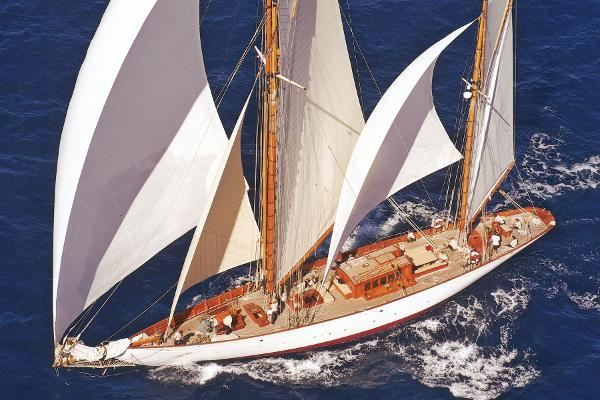 Alexander Stephen & Sons Sailing