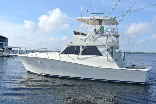 Viking 41 Conv Sport Fisher