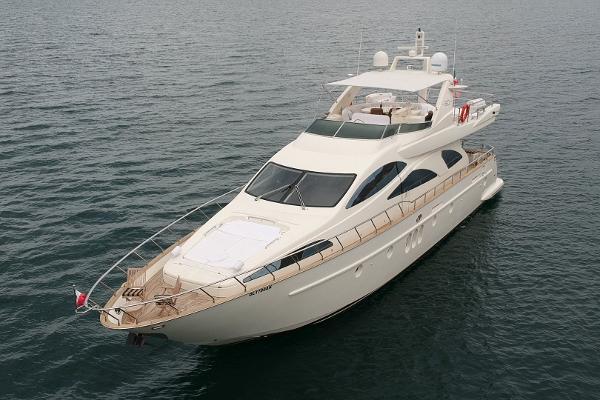 Azimut 80 Motor Yacht 2007 80 Azimut