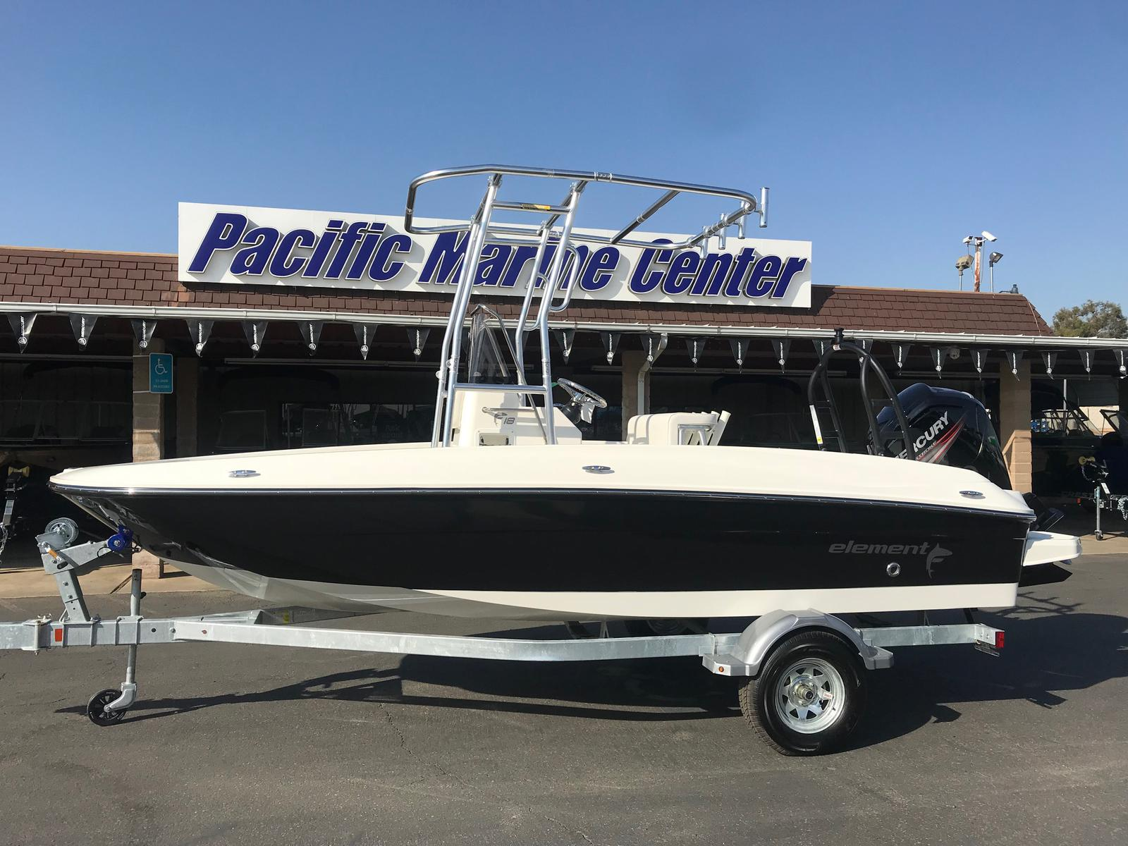 Bayliner F18 w/ a 115HP