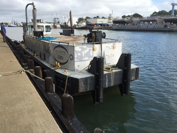 Marinette Marine 50 Navy Dive Boat