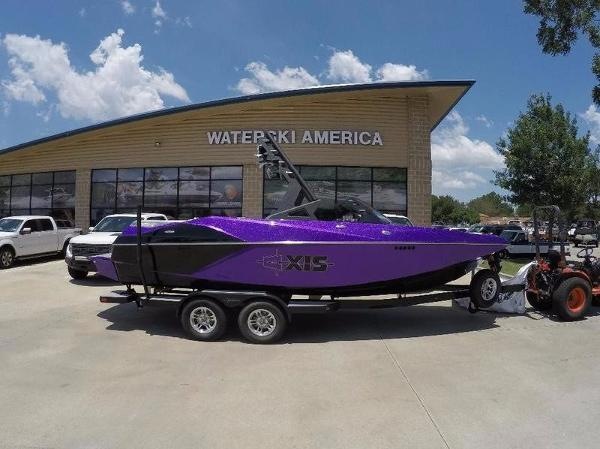 Axis Wake Research Core Series A22