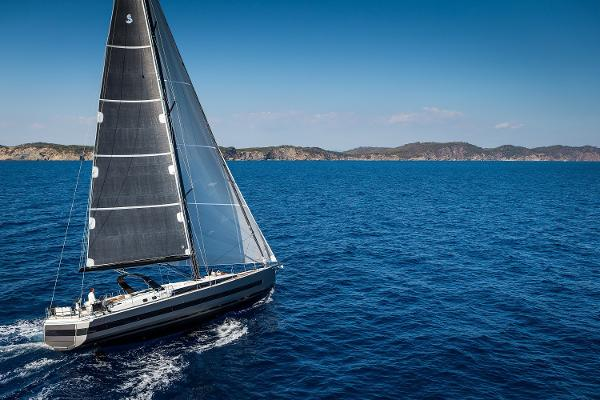 Beneteau Oceanis Yacht 62 Manufacturer Provided Image