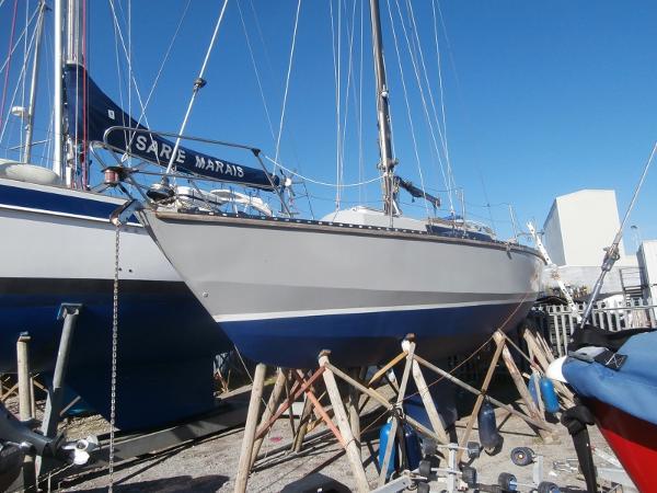 Van De Stadt Domp Zeilkruiser 825 Ashore