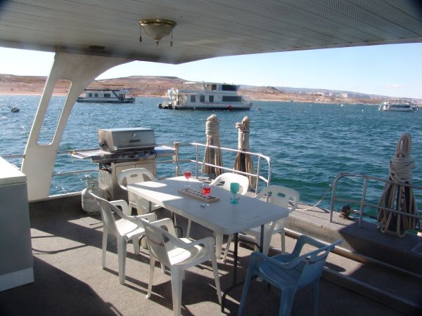Jamestowner Multi Owner Houseboat