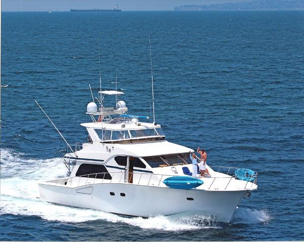 Mikelson Pilothouse Sportfisher