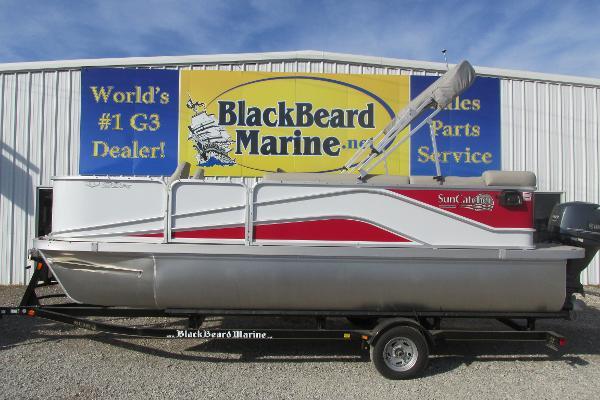 G3 Boats SunCatcher V20 Fish & Cruise