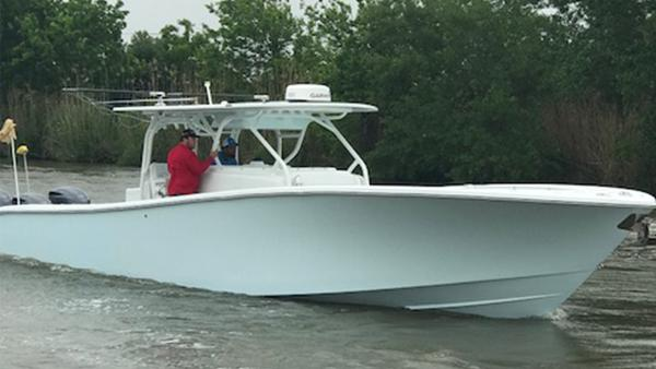 Yellowfin 42 Center Console 2016 Yellowfin 42 Center Console