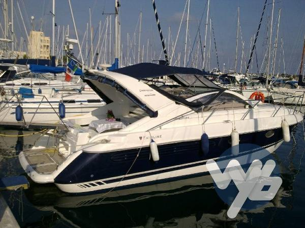 Fairline Targa 34 yfw6686-63946-b...