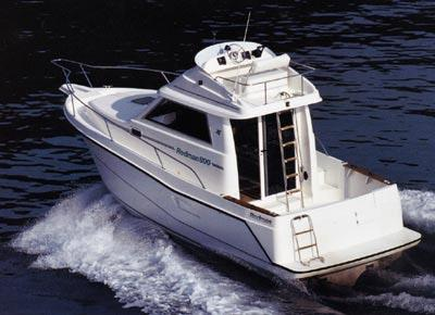 Rodman 900 Manufacturer Provided Image: 900Rodman 900 Similar boat shown: Rodman 800.