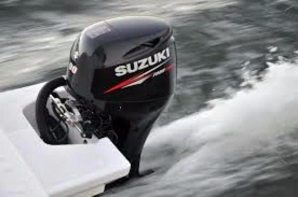 Suzuki Marine DF175TX Nebular Black