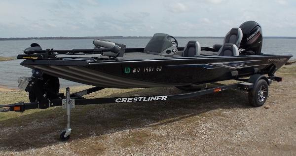 Crestliner VT 18