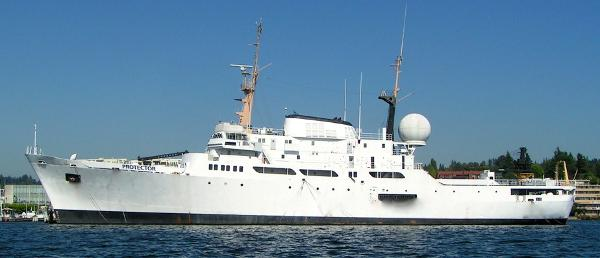 NOAA Flagship Ice Class Diesel Electric Expedition