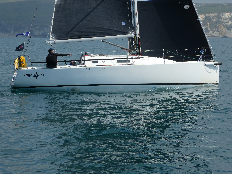 J Boats J/97 J Boat J97  - High Jinks