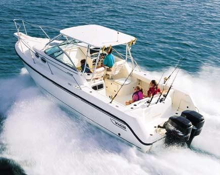Boston Whaler 295 Conquest Manufacturer Provided Image: 295 Conquest
