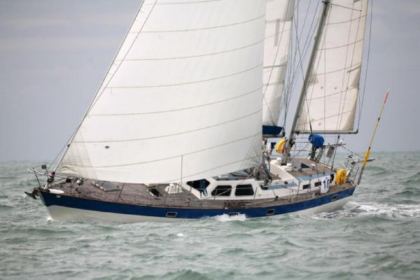 Oyster 46 Sister vessel