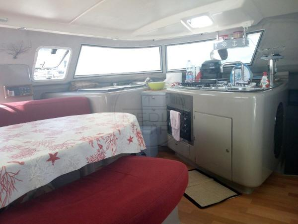 Fountaine Pajot Venezia 42 FOUNTAINE PAJOT - VENEZIA 42 - interiors