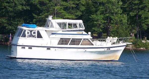 CHB Seamaster 48