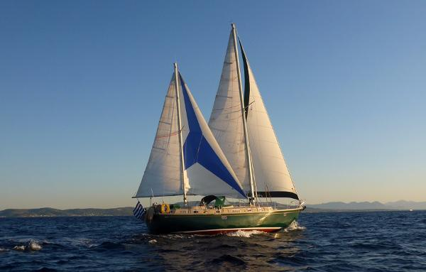 Olympic Adventure 47 Ketch