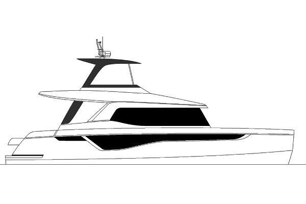 Granocean 47 Flybridge Power Cat