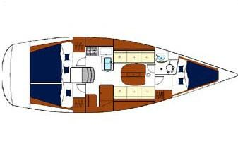 Beneteau First 36.7 Manufacturer Provided Image: First 36.7