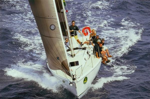J Boats J/105 regata