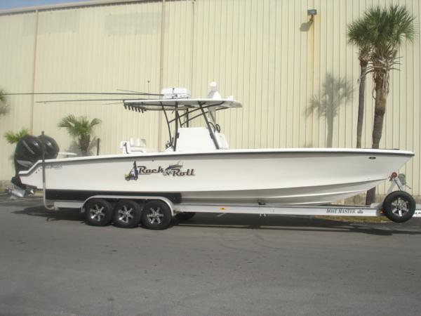 Sea Hunter 35
