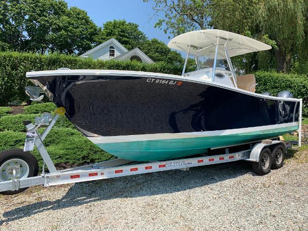 Regulator 25 Used 25 Regulator For Sale Mint Boat