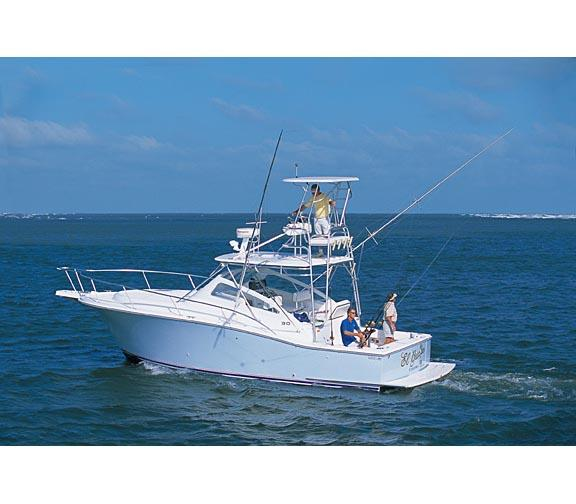 Luhrs 30 Open Manufacturer Provided Image