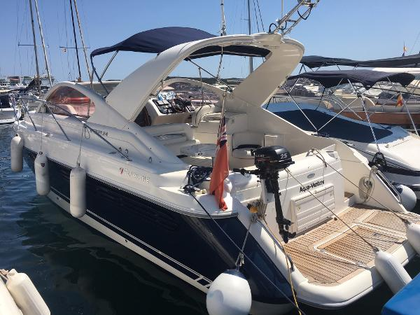 Fairline Targa 34 BoatShop Menorca - Fairline Targa 34