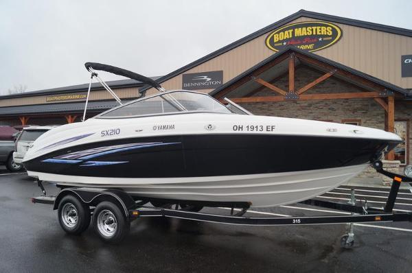 Yamaha Boats SX210