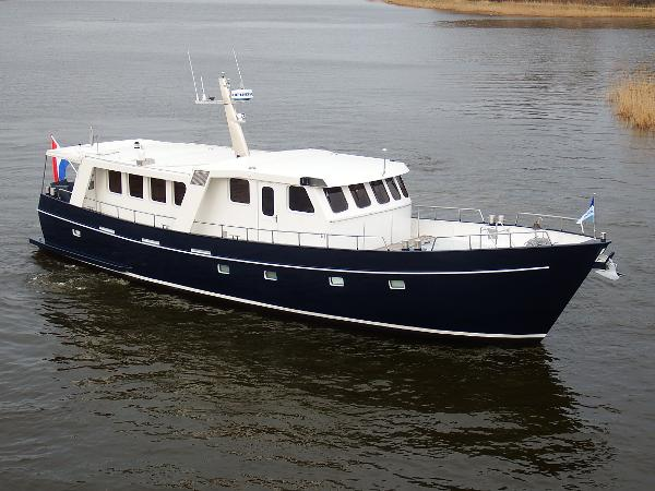 Liberty Trawler 60ft