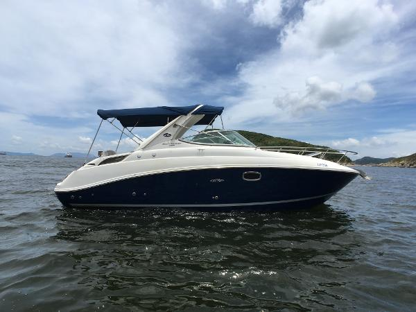 Sea Ray 280 Sundancer Sport Cruiser Sea Ray 280 Sundancer Profile