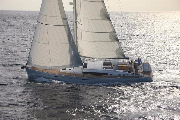 Beneteau Oceannis  58