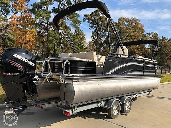 Harris Solstice 220 2016 Harris 220 Solstice for sale in Montgomery, TX