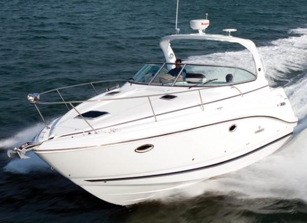 Rinker 330 Express Cruiser Manufacturer Provided Image
