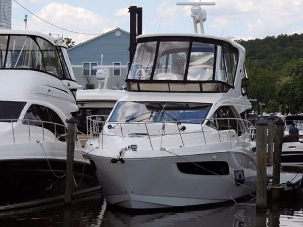 Sea Ray 460 Fly
