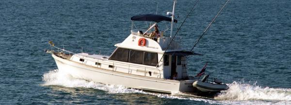 American Marine Grand Banks Eastbay 40