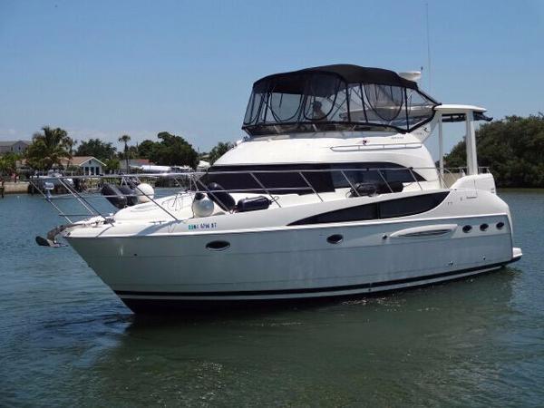 Meridian 408 Motoryacht Profile
