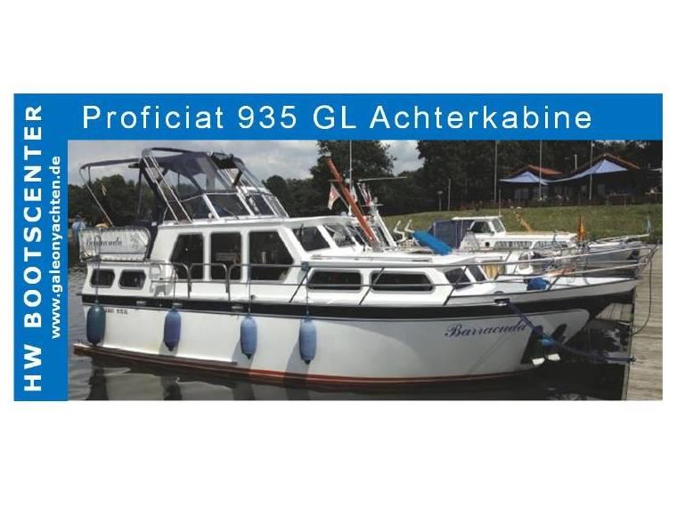 Proficiat (NL) - 935 GL Achterkabine