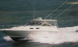 Boston Whaler Defiance 34 Running shot