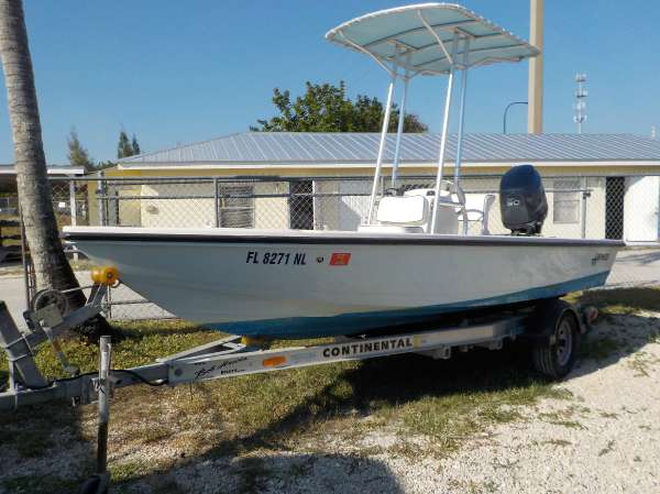 Hewes Red Fish 16