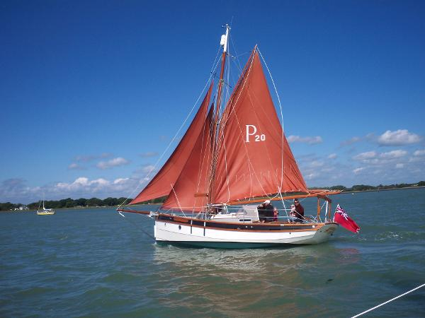 Cornish Crabbers Pilot Cutter 30 Cornish Crabber Pilot Cutter 30