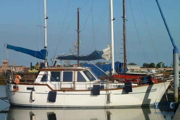 Nauticat SILTALA NAUTICAT 33 ESTERNO BARCA