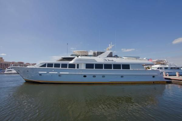 Hatteras Motor Yacht Profile